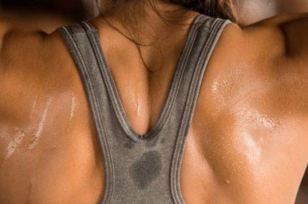 Il sorprendente, benefico effetto collaterale del sudare troppo